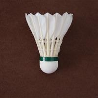 High quality Class A Duck feather badminton shuttlecock