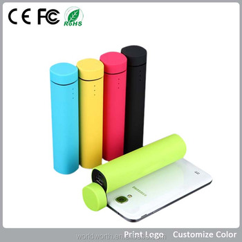 Hot selling universal portable power bank phone power bank pocket power bank portable charger power bank as Promotion Gift