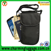 Online Shopping Black Travel Neck Wallet Pouch