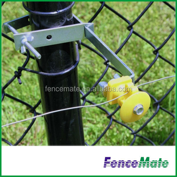 Electric Fence Plastic Insulator for Chain Link Fence