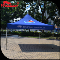 Hot sale pop up spider advertising tent canopy tent price spider tent