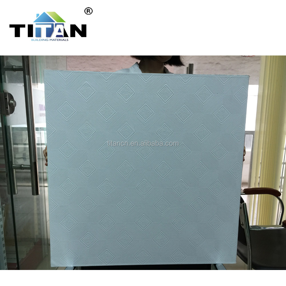 Interior Decorations Standard Gypsum Ceiling Plasterboard For Ceilings