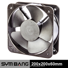 A20060-TJ 115V 230V ac Industry Squirrel Cage Small Heat Resistant Fan