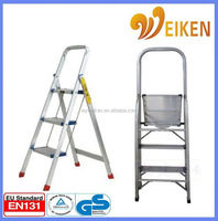 WK-AL203 Domestic Ladders Type aluminium collapsible ladder