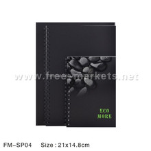 Premium 100% tree free natural stone paper stationery sets notebook