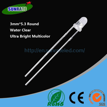 1.5v 3mm led diode