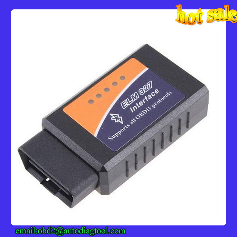 smallest car auto obd2 scanner ELM327 bluetooth can bus