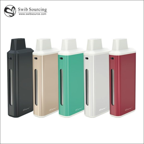 Eleaf newest starter kit eleaf iCare mini With iCare Mini PCC kit first batch from swib