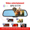 5 Inch GPS Navigation 84h-3 with Bluetooth,FM Transmitter,Multimedia player,Capacitive screen