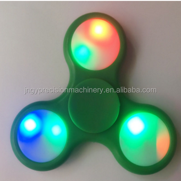 2017 NEW Product LED LIGHT Fidget spinner hand spinner fidget Spinner