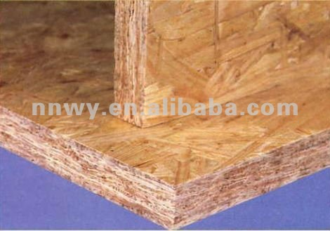Waterproof cheap timber 20mm osb particle board