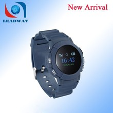 Gsm gprs gps tracker personal gps tracking watch tracker system for person TKW19W
