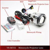 remote control motorcycle headlight