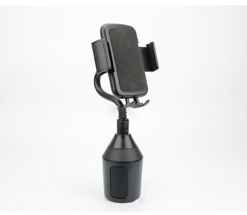 Universal cellphone Car Cup Holder 360 Rotation Clamp Phone Mount for iPhone 4-6 inch