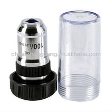 45mm Achromatic Microscope Objective , microscope objective lens