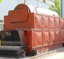 steam output 6 ton coal fired power plant boiler