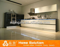 2013 new modern acrylic kitchen cabinet door design customized kitchen cabinets