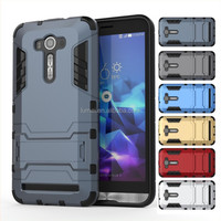 2015 High Quality Shockproof Smart Cover Mobile Phone Case For Asus Zenfone 2