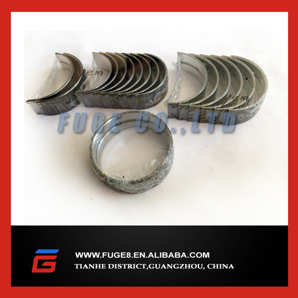 Used for kubota engine V1702 engine bearing cranklshaft bearing