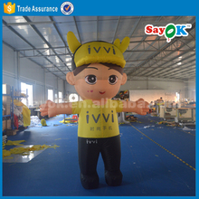 inflatable cartoon characters inflatable figures lovely inflatable man