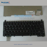 Original Laptop keyboard for Toshiba Portege M300 R150 R200 R205 series US black