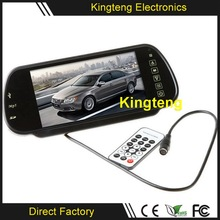 KT-604H 7 Inch Car Mp5 Lcd TV Monitor TFT 7 Inch Monitor For Car