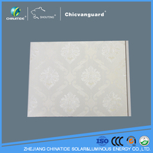 Waterproof pvc wall panels /bathroom wall covering panels