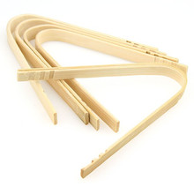 Promotional MIni Kitchenware Serving Tongs Bamboo Food Clip Tongs