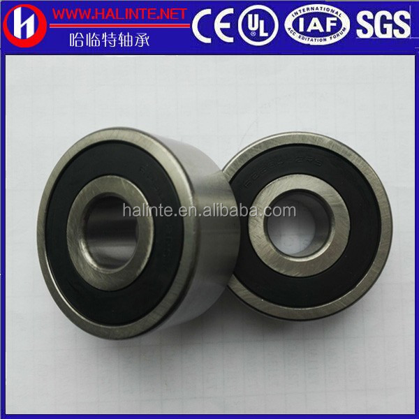 High precision auto parts Single rowball bearing ball bearing price list