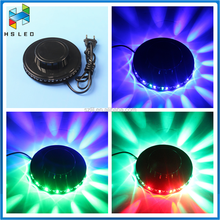 Sunflower light UFO LED stage lighting wireless 48pcs RGB spotlights