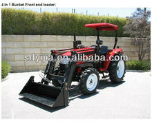 tractor with front end loader and backhoe for sale