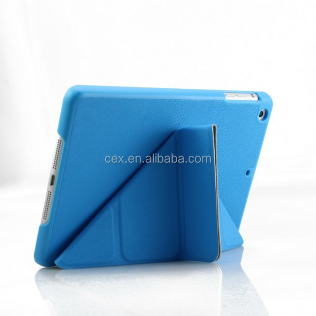 Multi-angle Stand Smart Cover Case For iPad mini Retina 1 2