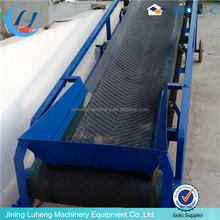 2016 most popular Used tire recycling industry belt conveyor