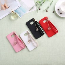 Soft Cover TPU Phone Case For Apple iPhone 6 7 plus, For samsung s6 s7 edge note 5 Tpu Back Case
