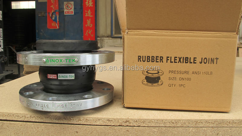 Easy Installation and lower price JGD flexible rubber joint