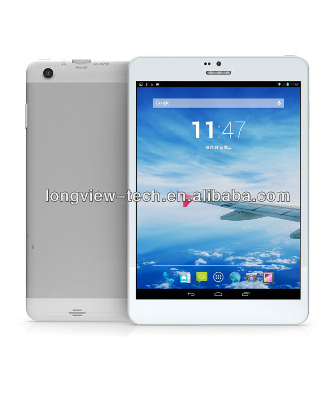 mtk8389 mini pad 7.85 inch quad core 3g tablet pc 16GB WIFI 3G phone call GPS FM bluetooth IPS screen 0.3M and 5.0M camera