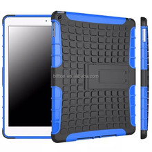 Drop resistance silicone phone case for ipad 6, for ipad air 2 case