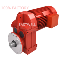 Helical Gearbox Used In Mixing Equipment