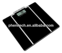 Full function to measure weight/fat/water/bone/BMI/BMR Body fat Scale FS-523