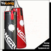 Kick Boxing punching bag, PU sand bag with customized logo