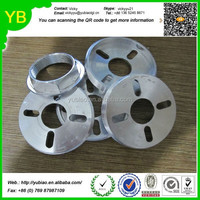OEM precision RAW material aluminum milling parts made by high precision computer gongs