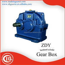 ZDY80 cylindrical speed reducer for Desulfurization gypsum press ball/gearbox for Coal rod extrud /gear box
