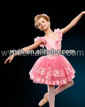 Pink Ballet Tutu dress for children girl, fancy dresses for baby girl