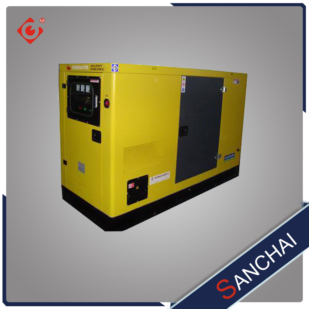 Hot Sale~ 25kva 20kw 200KW Silent Diesel Generator With Brushless Alternator