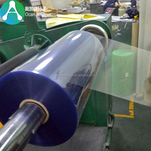 1mm thick pvc roll clear transparent plastic film roll