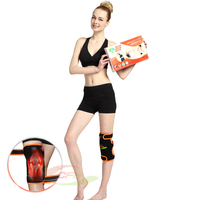 china infrared pain-relief heated winter knee belt massager