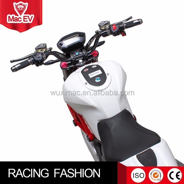 Chinese mini chopper 72v electric motorcycle