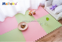 Original designs flower pattern baby crawl mat