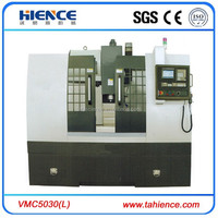specification of vertical economic cnc milling machine VMC5030