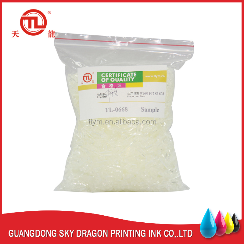TL 0668 water based solid acrylic resin